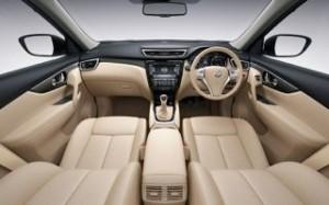 Nissan X-Trail 2014 motability car interior