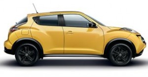 nissan juke 2014 motability car side