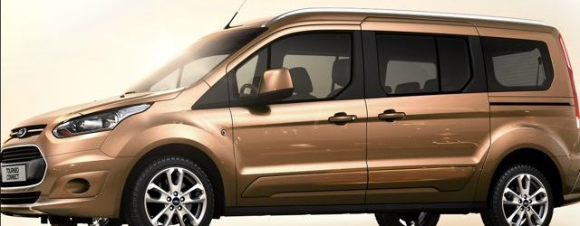 The Ford Grand Tourneo is a seven seat large MPV, it's easy to see that it's based […]
