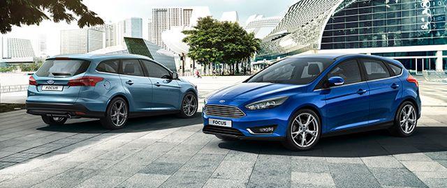 & Ford Focus markmcfarlin.com