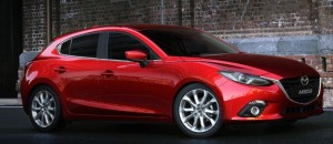 Mazda 3 Hatchback Motability car