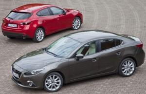 Mazda 3 Motability car