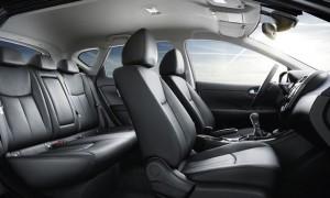 Nissan Pulsar motability car interior