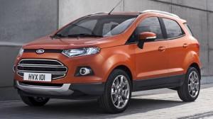 Ford Ecosport motability car