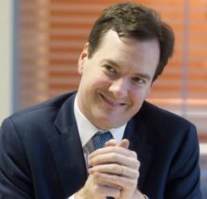 George Osborne DLA motability cars