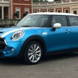 The new Mini 5 door is 17cm longer than the three door and has, as the name […]