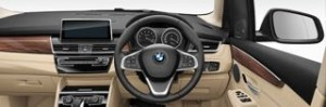 BMW 2 Series Active Tourer motability car dash