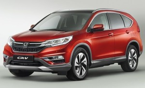 Honda CR-V Motability car