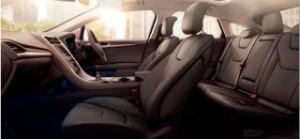 Ford Mondeo motability car cutaway