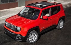 Jeep Renegade Motability Car