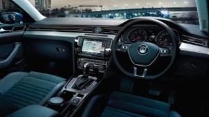 Volkswagen Passat Motability Car dash