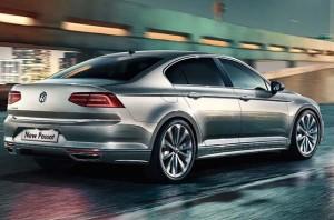 Volkswagen Passat Motability Car side
