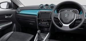 Suzuki Vitara Motability car dash