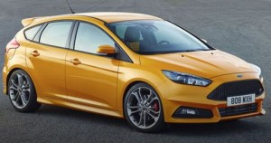 Ford Focus ST motability car