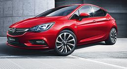 New Vauxhall Astra - order now