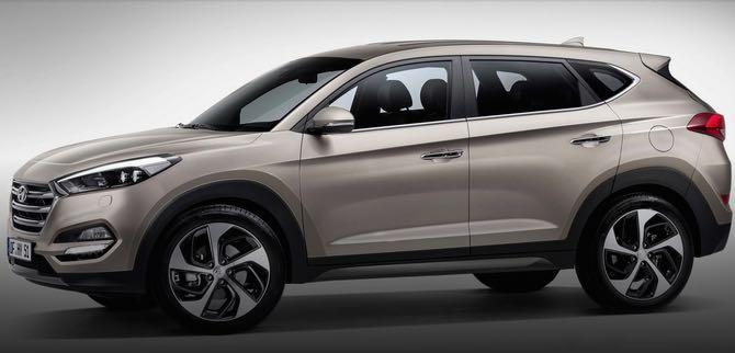 & Hyundai Tucson markmcfarlin.com