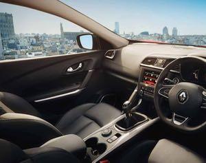 Renault Kadjar motability car interior