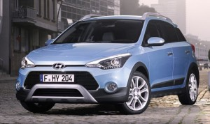 Hyundai i20 Active motability car