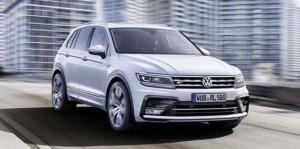New Volkswagen Tiguan Motability car