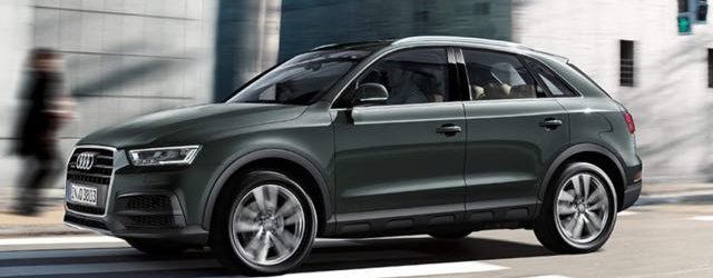 The Audi Q3 is the smallest SUV from Audi, the Q5 and Q7 are too expensive to […]