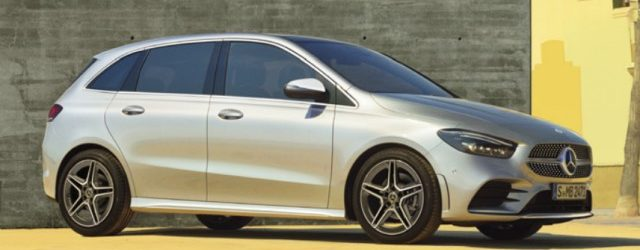 Mercedes B Class The new Mercedes B Class, as with the previous car, is based on the […]