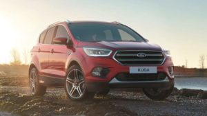 New Ford Kuga - Not yet.