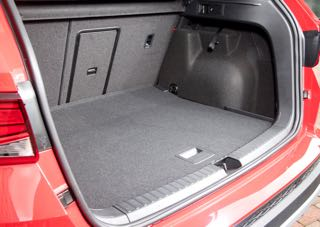 Seat Ateca Motability Car Boot