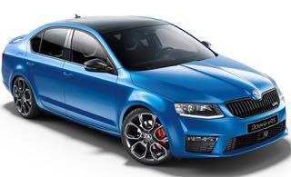 Skoda Octavia VRS Hatchback  sc 1 st  Which Mobility Car & Best value automatic cars markmcfarlin.com