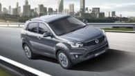 The Korando has been updated for 2017, the face lifted car includes a new grille and headlights […]