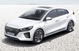 Hyundai IONIQ Hybrid - from £999 Advance Payment