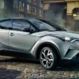 Toyota C-HR The Toyota Coupe High Rider (C-HR) with its angular design and hidden rear door handles has […]