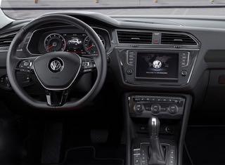 Volkswagen tiguan Motability car dash