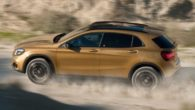 Mercedes seem to be alone in calling the GLA an SUV (Sports Utility Vehicle) it's actually more […]