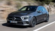 The new A-Class sits on a revised platform with a new interior, tech and engines. The sleek exterior […]