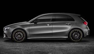 Mercedes A-Class Motability car