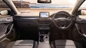 Ford Focus 2019 Interior Uk