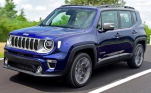 Jeep Renegade 2019 Motability Car