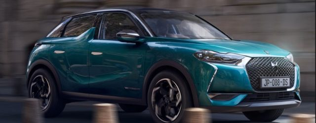 DS DS3 Crossback The kooky yet wonderful DS3 Crossback joins the Scheme, think of it as a […]