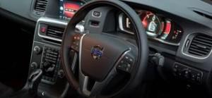 Volvo XC60 motability car dash