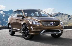 Volvo XC60 motability car front