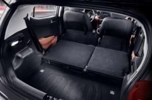 Hyundai i10 motability car boot