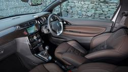 DS DS3 Motability Car interior