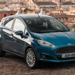 Ford Fiesta Motability car