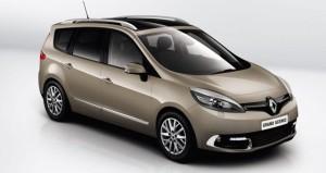 Renault Grand Scenic Motability car - 1