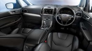 Ford Galaxy Motability car dash