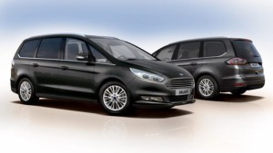 Ford Galaxy motability car