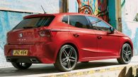 The fifth-generation SEAT Ibiza, based on the VW Group's all-new small car platform called MQB A0, which […]