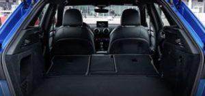 Audi A3 Motability Car interior