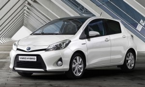 Toyoya Yaris Hybrid - from Nil Advance Payment