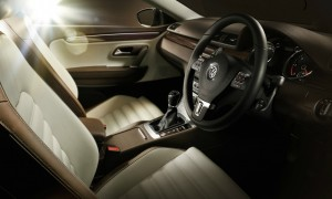 Volkswagen CC GT Motability car interior